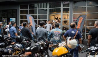 Royal Enfield in Bangkok: a new challenge