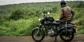royal enfield tour in africa