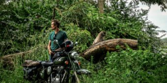 royal enfield jungle africa