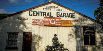 central garage building
