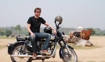 Meet Alex Zurcher, Vintage Rides founder