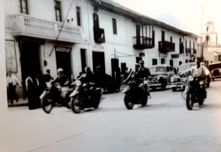 "<h3>Taking off on Harley Davidsons</h3> Arturo López Guido was 19 years old when he set off with two friends on a <a href=""https://www.vintagerides.travel/"">motorcycle tour</a> across Peru, Bolivia, Argentina and Chile before returning to Huancayo. They started in Lima on 1st November 1946. ""Getting to Lima was an adventure in itself. When you leave Huancayo, a town perched at 3,260 m altitude, you have to cross Ticlio Pass at a staggering 4,818 m altitude. It was a crazy feat and just imagine the state of the roads; not a single stretch was tarmacked until they reached a city. My uncle had very little riding experience at that age and the Harleys back then were not what they are today."" The fearless riders covered a total of 18,440 miles in just 26 days!"