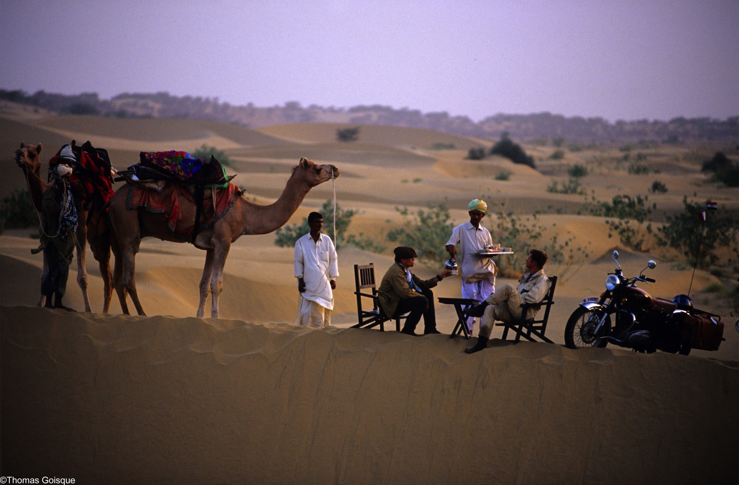 Motorcycle road trip India / North India - Luxury Tour in Rajasthan