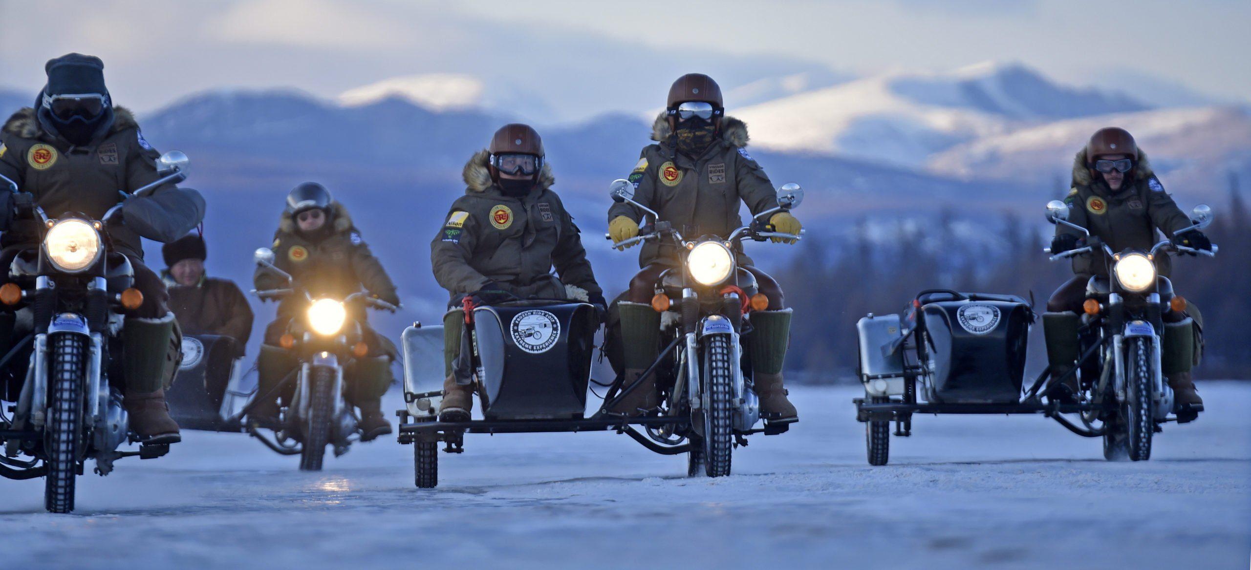 rider group mongolia