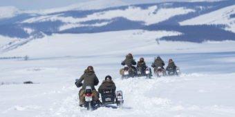 royal enfield tour mongolia