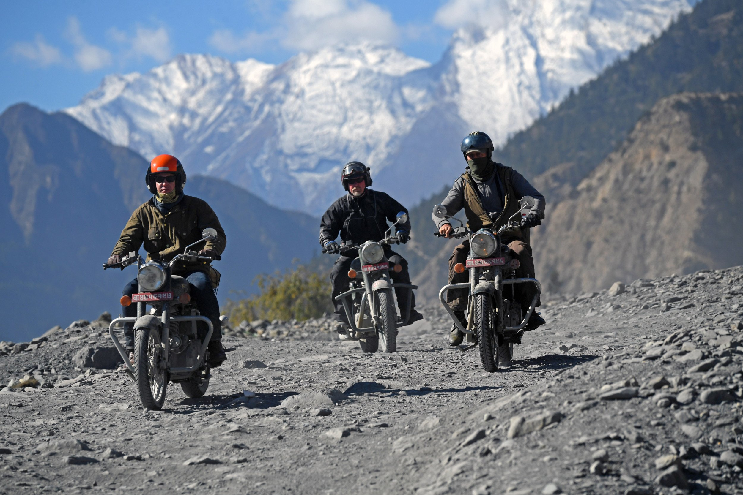 Motorcycle road trip Nepal & Bhutan - Mustang: the Legendary Expedition