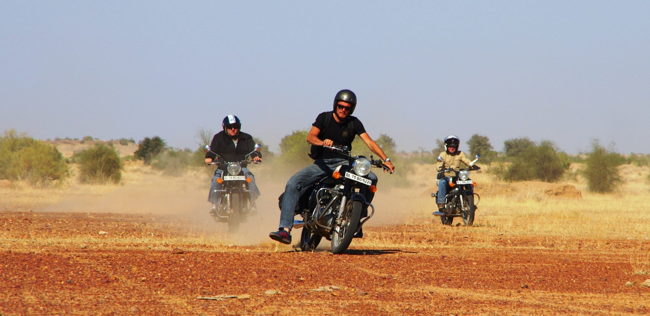 off road riding rajasthan