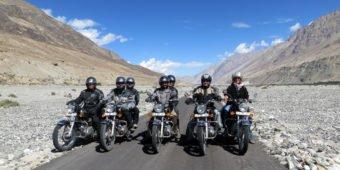 biker group himalaya india