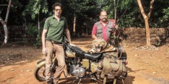 motorcycle adventure north india