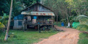house trail thailand