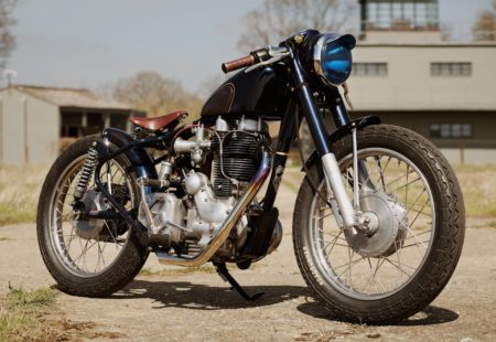 <h3>OLD EMPIRE MOTORCYCLES</h3>OEM is one of Europe's finest builders. Alec Shar, a young British master builder is inspired by Britain's cultural heritage. He offers refined designs for a distinguished gentleman type of look!