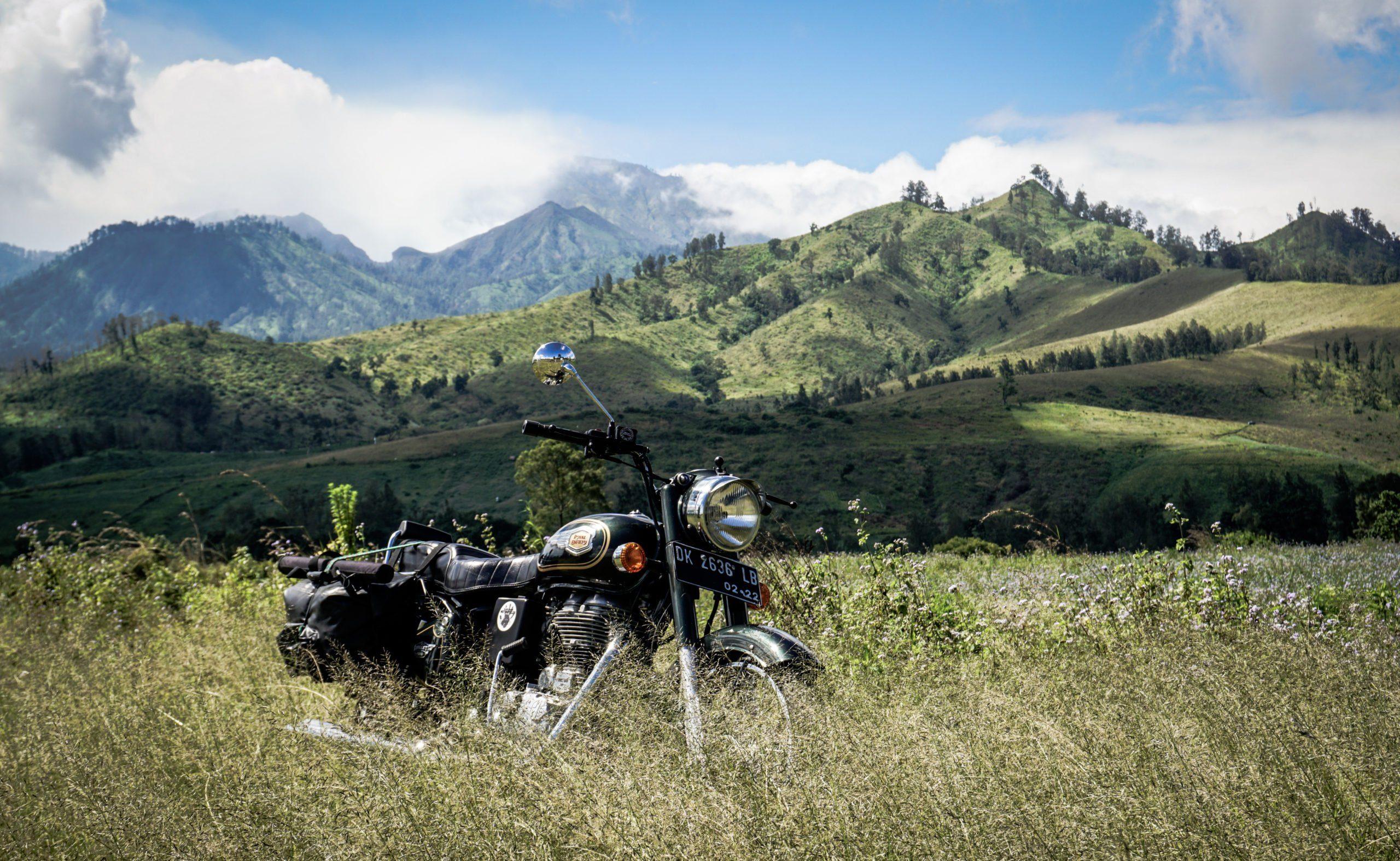 Motorcycle road trip Indonesia - Balinese Getaway