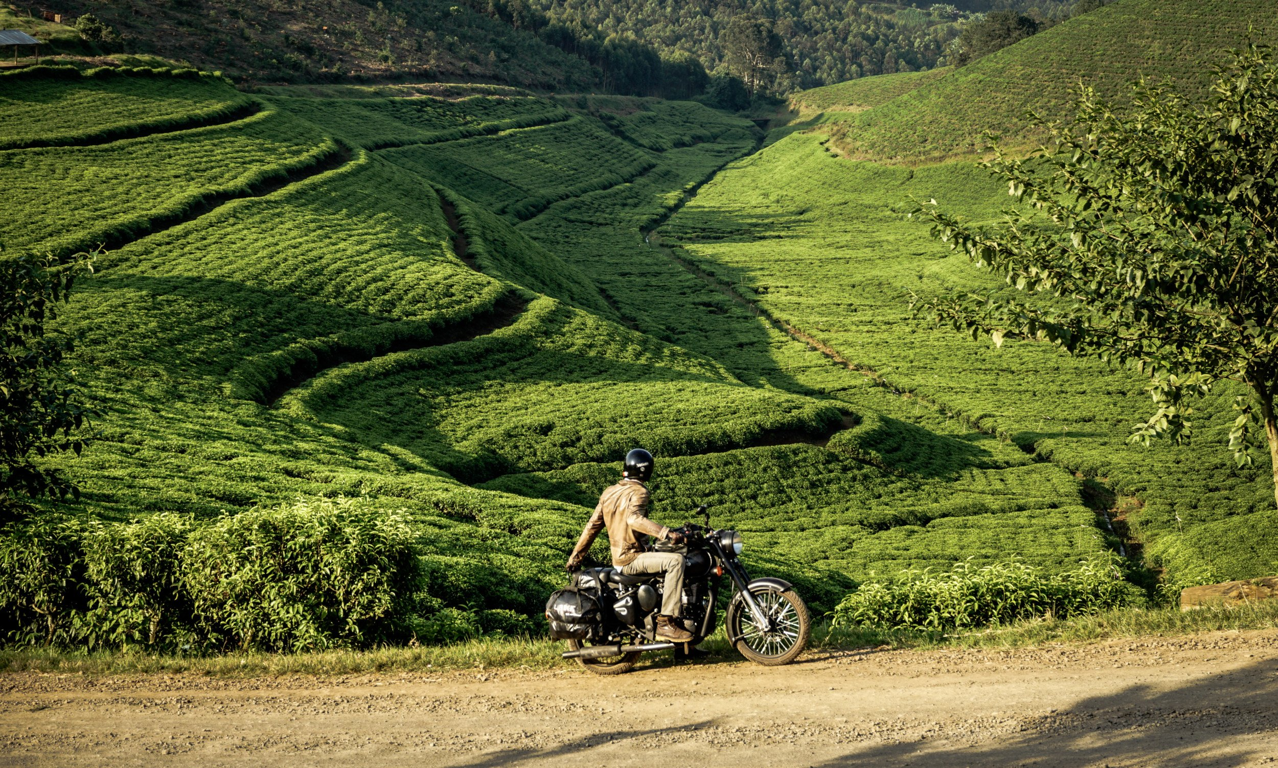 Motorcycle road trip Rwanda - Rwanda : The Land of a Thousand Hills