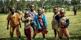local children rwanda