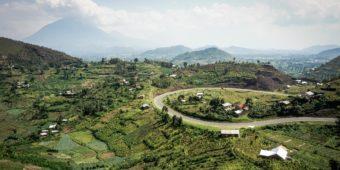 country roads rwanda