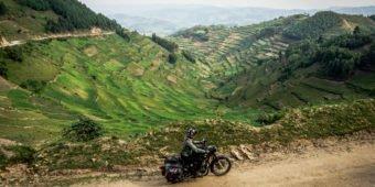 motorcycle holiday rwanda