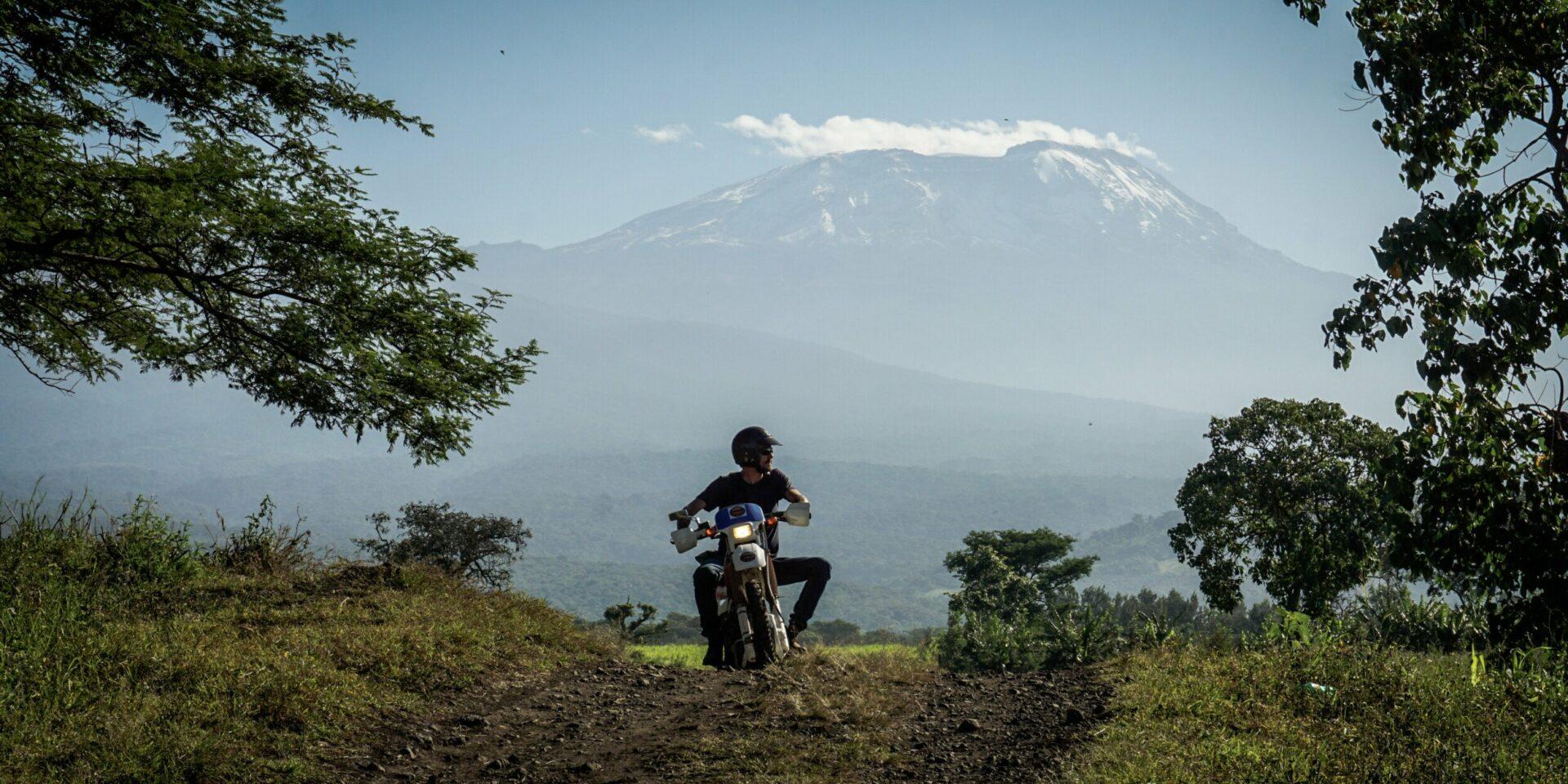 Motorcycle road trip Tanzania - Tanzania: An adventure tour across Maasai lands