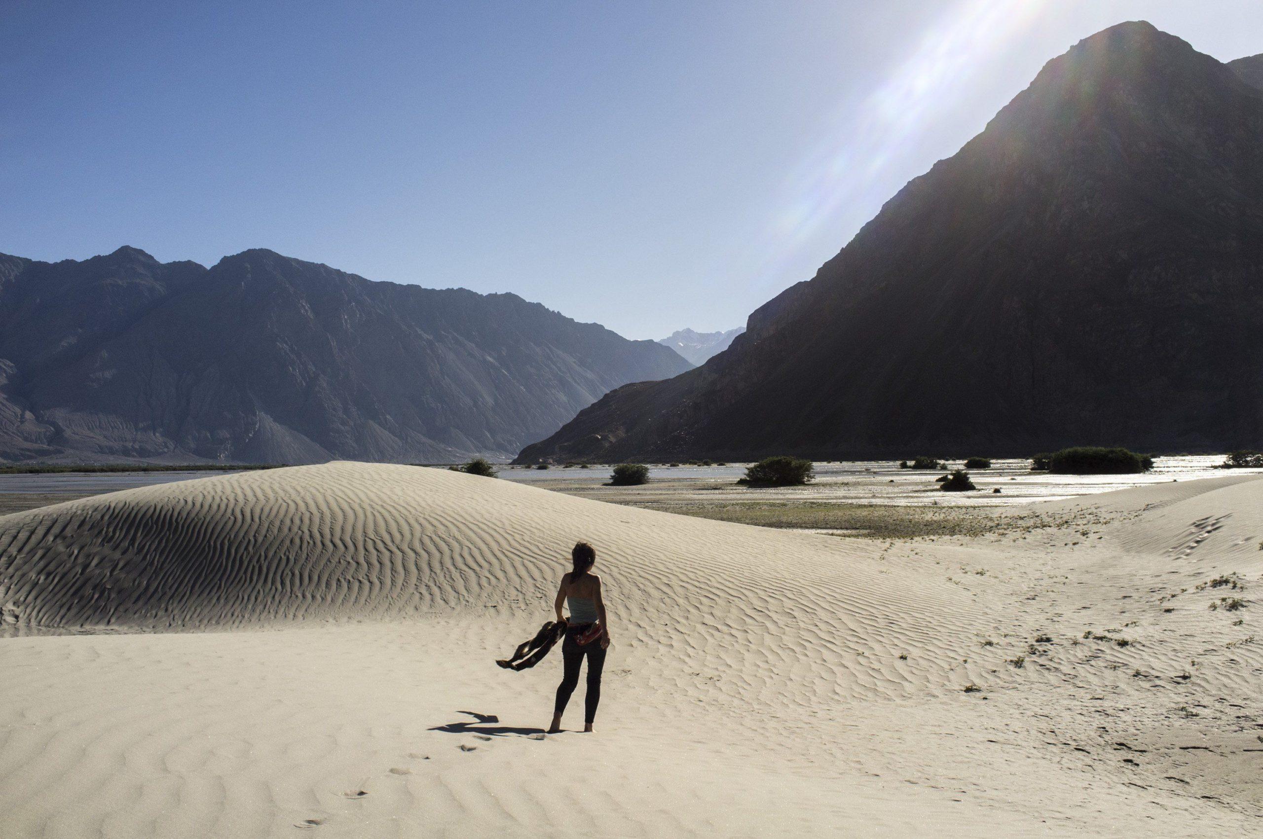 Motorcycle road trip India / Himalaya - Luxury Tour in Ladakh