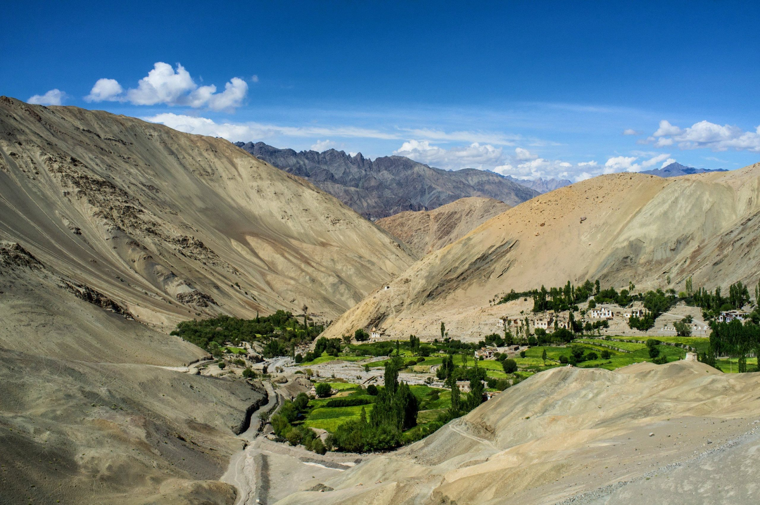 indus valley himalaya india