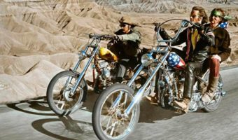 Easy Rider, the film: a biker odyssey