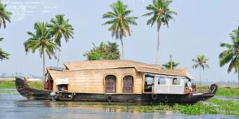 houseboat inde du sud
