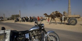 rajasthan india motorcycle tour