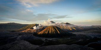 bromo mount volcano