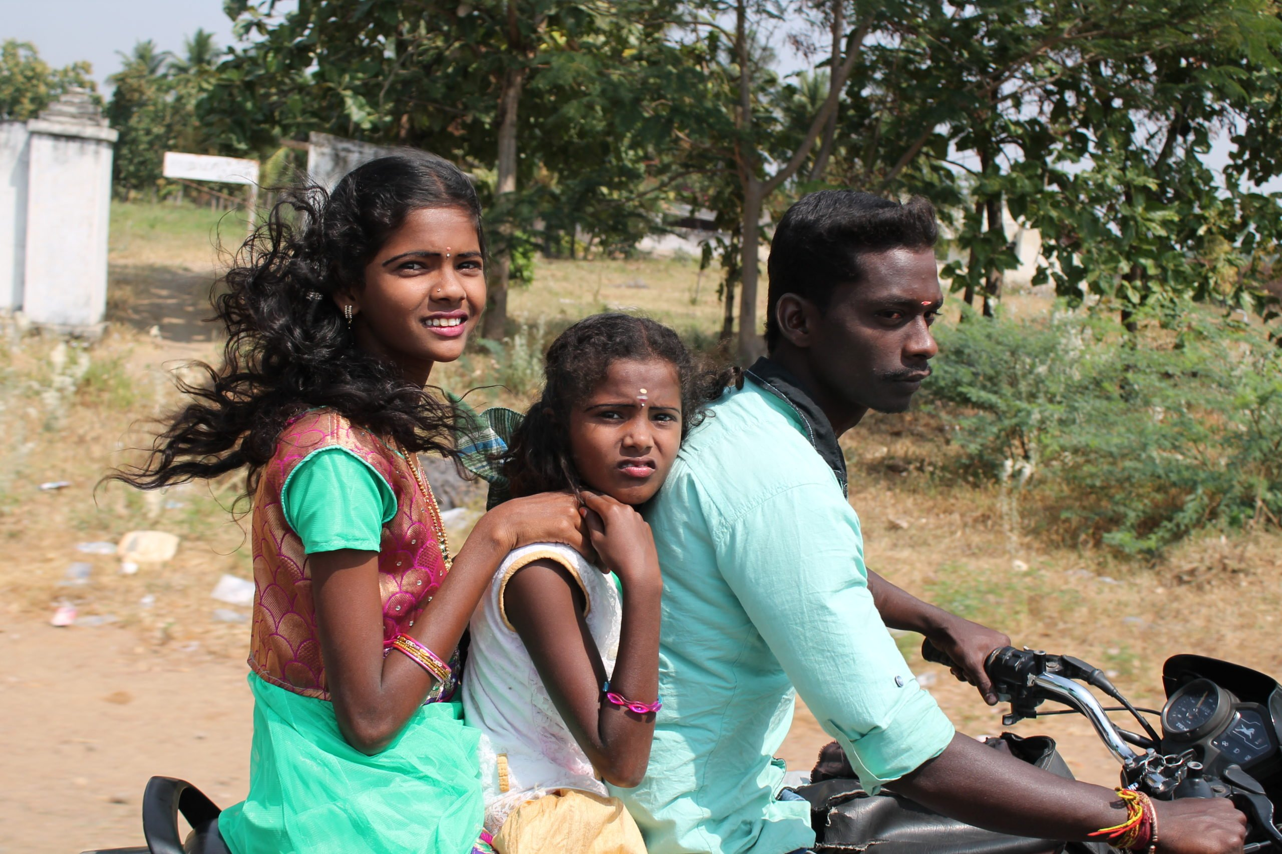 local riders south india