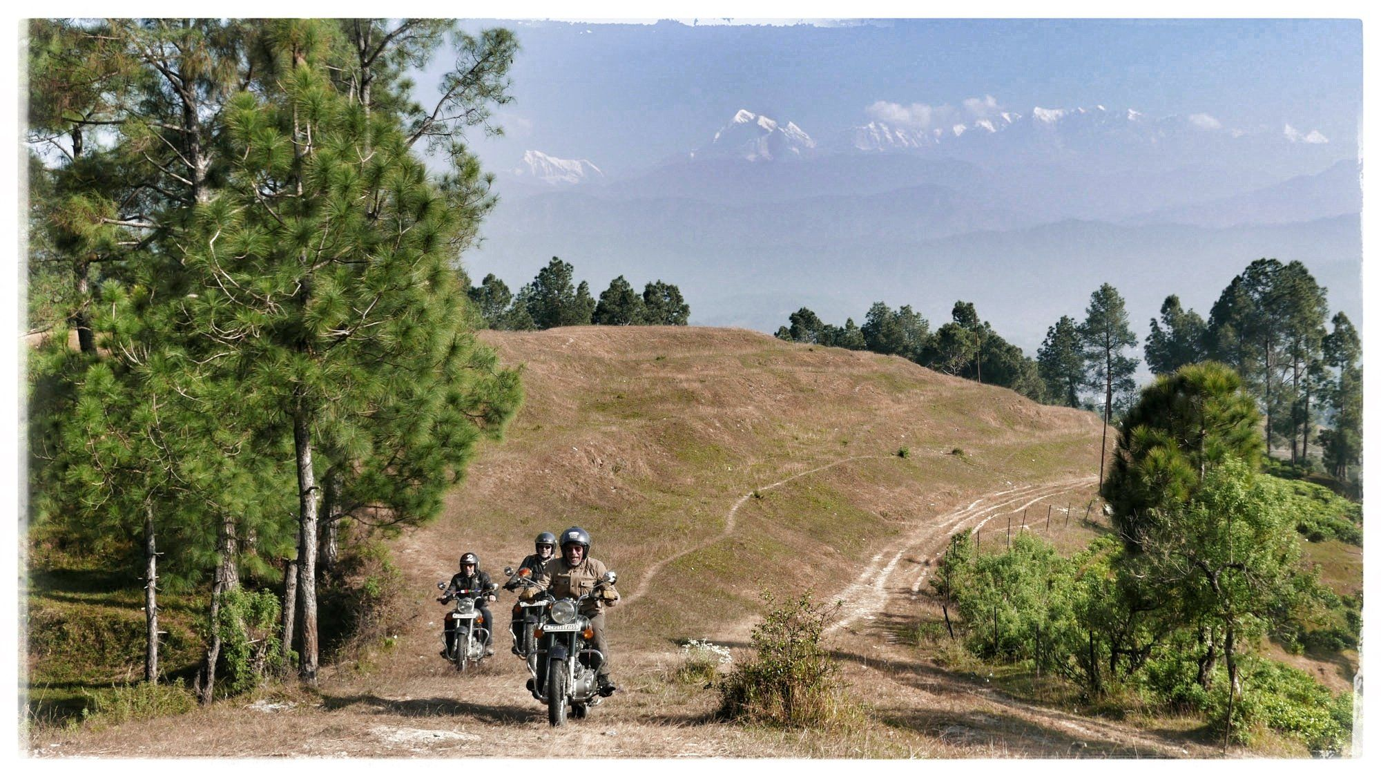 Motorcycle road trip India / Himalaya - The Routes of Hinduism