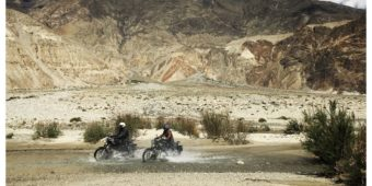 motorcycle adventure himalaya india