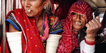 local indian women rajasthan