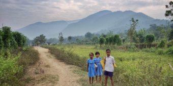 rural odisha india