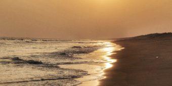 sea beach odisha india