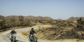 motorbike north india