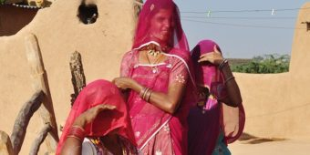 woman north india rajasthan