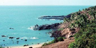 goa beach ocean