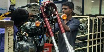 garage south india