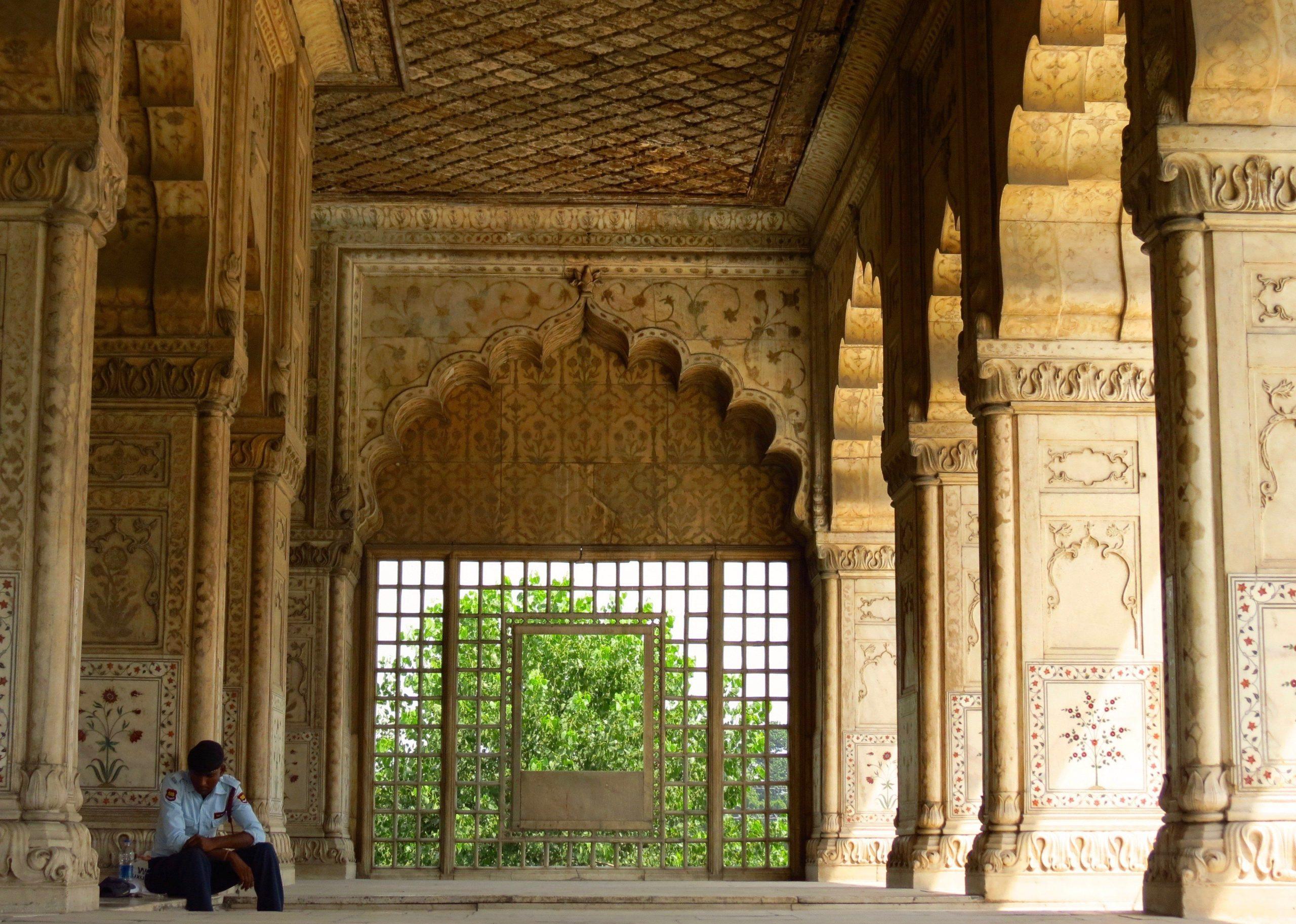 indian temple himalayas