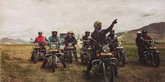 motorcycle road trip india
