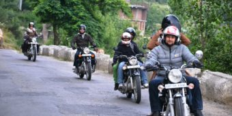 motorcycle tours group india