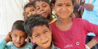 local indian children himalaya