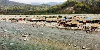gomti river himalaya india