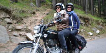 motorcycle tour duo