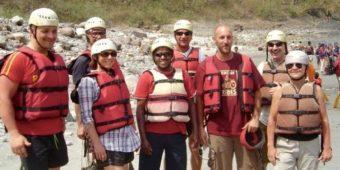 rider group rafting india