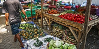 street market bali