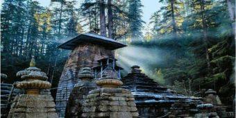 jageshwar temples india
