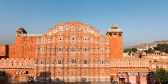 jaipur pink city india
