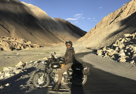 """<h2>The most charming night's stay after a day of biking?</h2> Without a shadow of a doubt, there is one guesthouse that stands out during our <a href=""""https://www.vintagerides.travel/motorcycle-tour/india-himalaya/luxury-tour-ladakh/"""">Luxury Tour in Ladakh</a>: Nimmu House, a place with a rustic feel about it. What's more, they have the best chocolate cake in the whole of India there! It's the type of place that makes you want to unpack the book you've been carting around and park yourself in a deckchair in front of your luxury tent."""