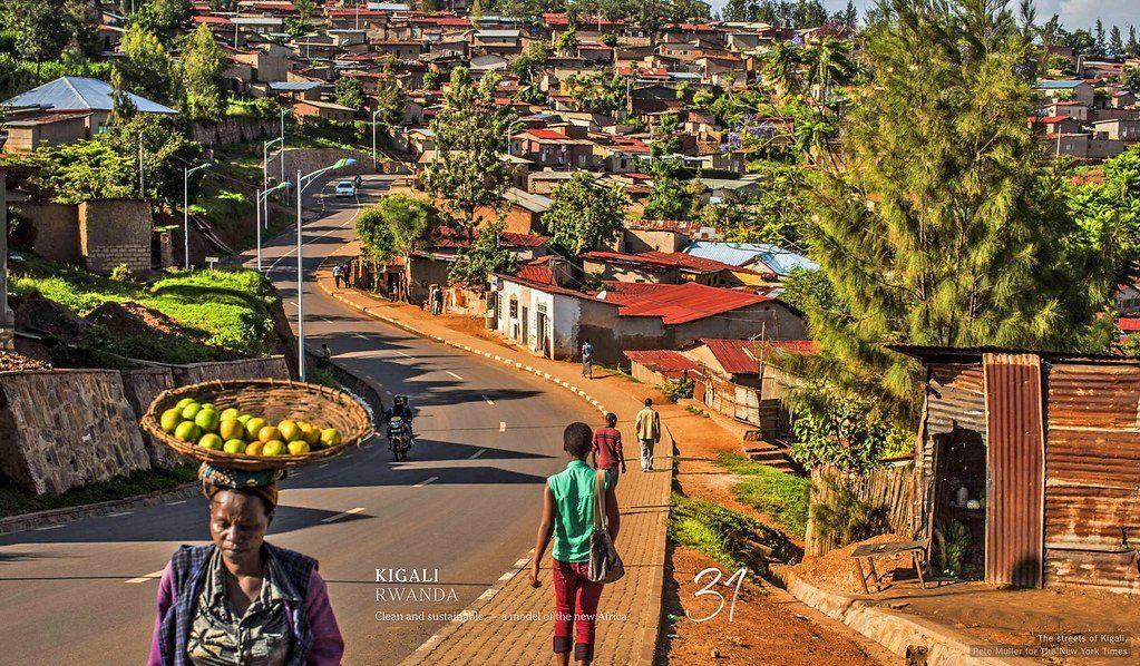 kigali rwanda capital