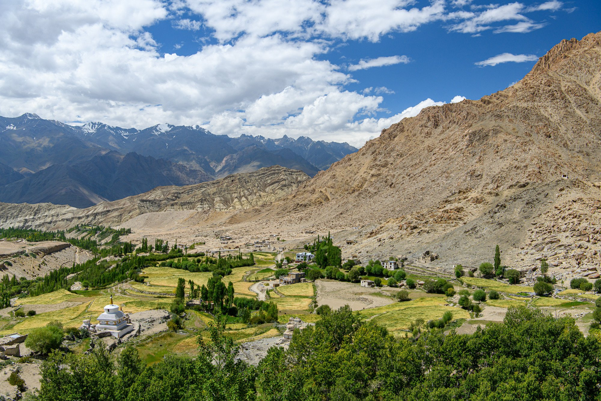 Motorcycle road trip India / Himalaya - Luxury Tour in Ladakh